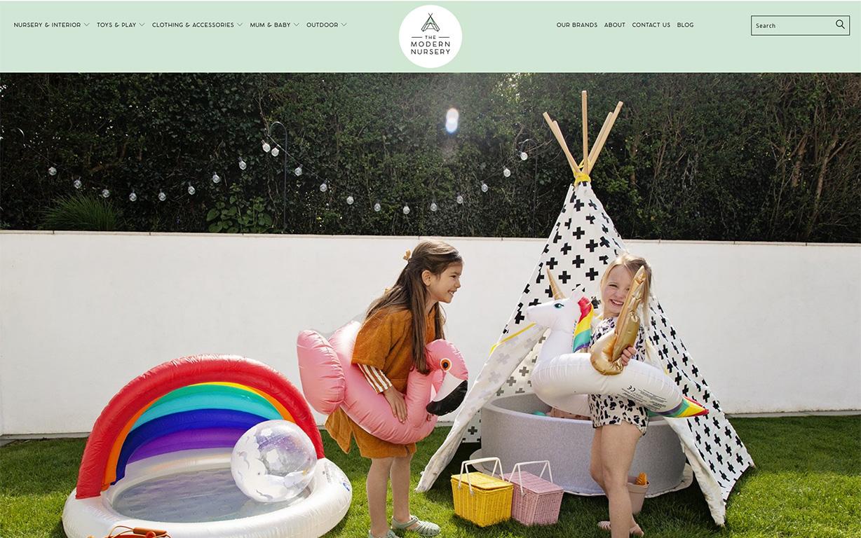 The Modern Nursery
